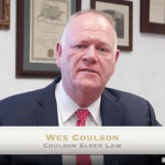 Wes Coulson discussesTOD, POD, and Joint Tenancy accounts, and why they don't take the place of a will and canresult in a very distorted estate plan. | Coulson Elder Law