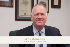 Wes Coulson discusses the new VA look-back period, which is a topic that is of particular interest to any Veterans or widowed spouses of Veterans. | Coulson Elder Law