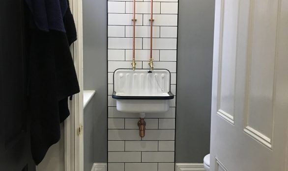 WC Utility Refurbishment, Ilkley, Leeds