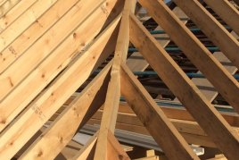 Traditional Cut Roof Carpentry