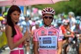 """Giro d'Italia 2011 - Partenza dodicesima tappa """"Castelfidardo-Ravenna"""""""