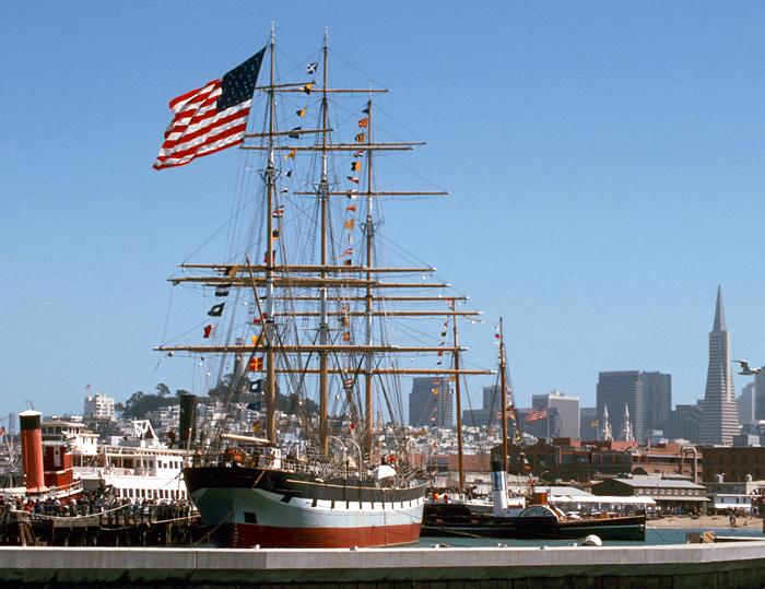 Source: San Francisco Maritime National Historical Park
