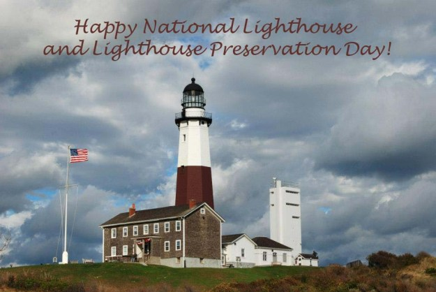 Montauk Lighthouse. 2012 photo by Candace Clifford