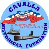 Cavalla Historical Foundation - logo