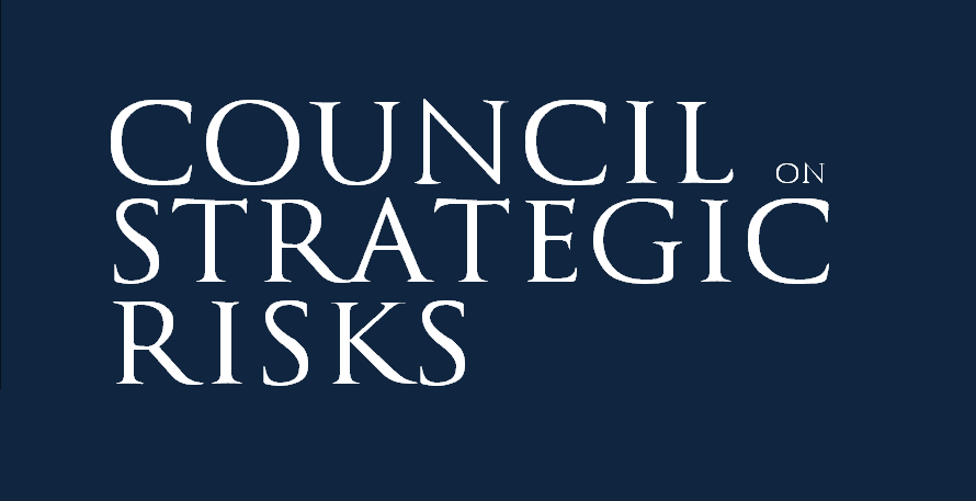 Council on Strategic Risks