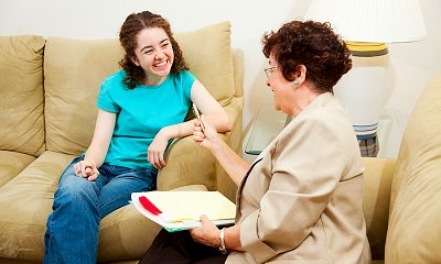 Adolescent counseling can help with many issues.
