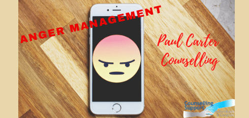Anger Management & Paul Carter Counselling