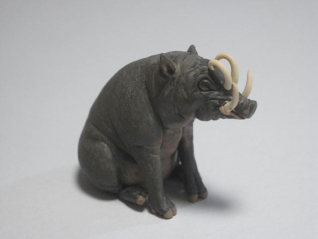 Count Blue オーダーメイドの樹脂粘土でつくる動物フィギュア