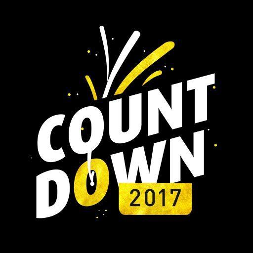 Countdown 2018 logo
