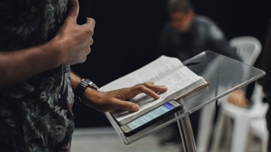 church technology iphone