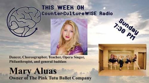 Mary Aluas, the badass ballerina