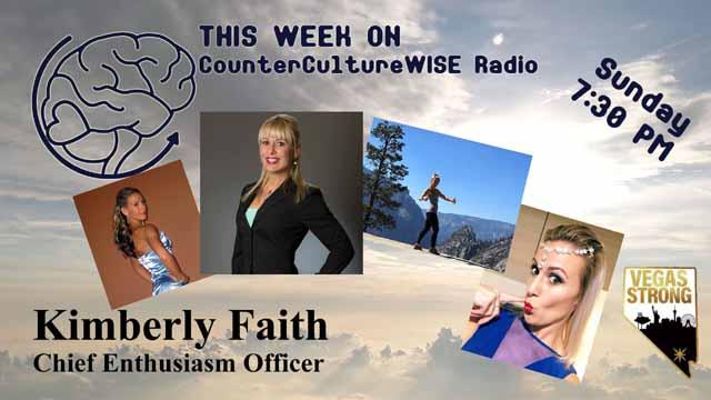 Kimberly Faith on CCW Radio