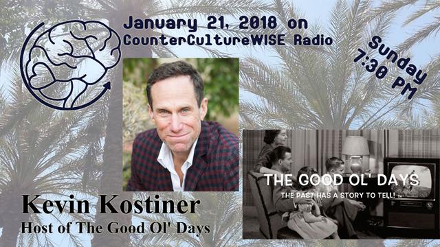 Kevin Kostiner on CCW Radio!