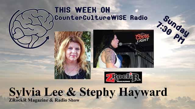 Sylvia Lee and Stephy Hayward on CCW Radio