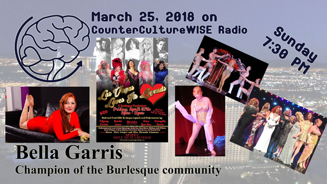 Bella Garris on CCW Radio!