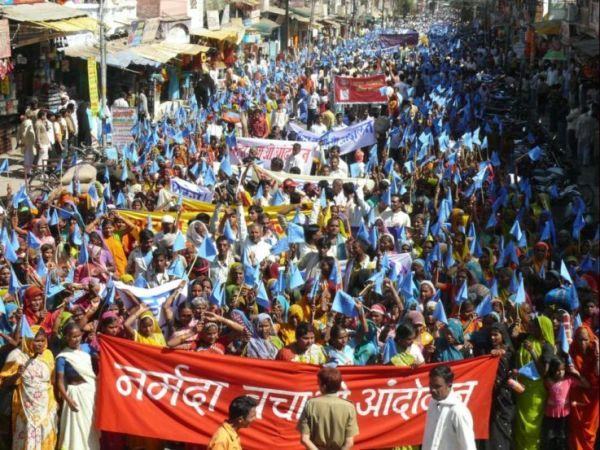 Narmada Bachao Andolan Completes 31 Years Of Struggle