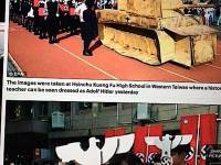 Taiwan: Ignorance, Danger Of War And A High School Nazi Parade