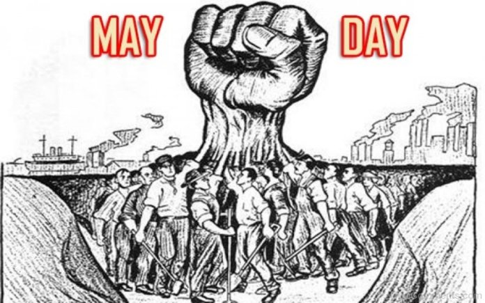 May Day in a Neoliberal Society – Countercurrents