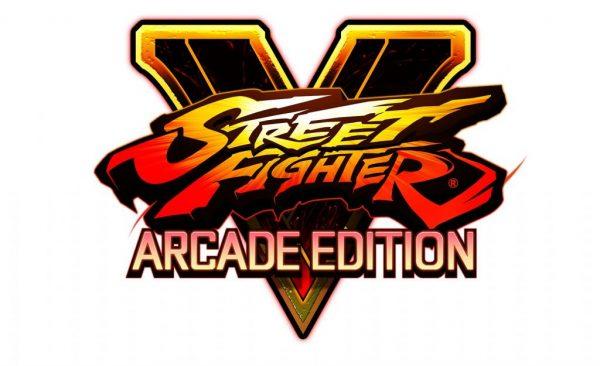 Resultado de imagem para street fighter v arcade edition logo