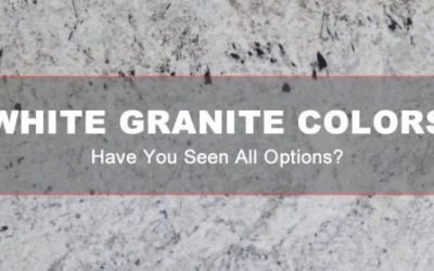 White Granite Colors: Have You Seen All Options?