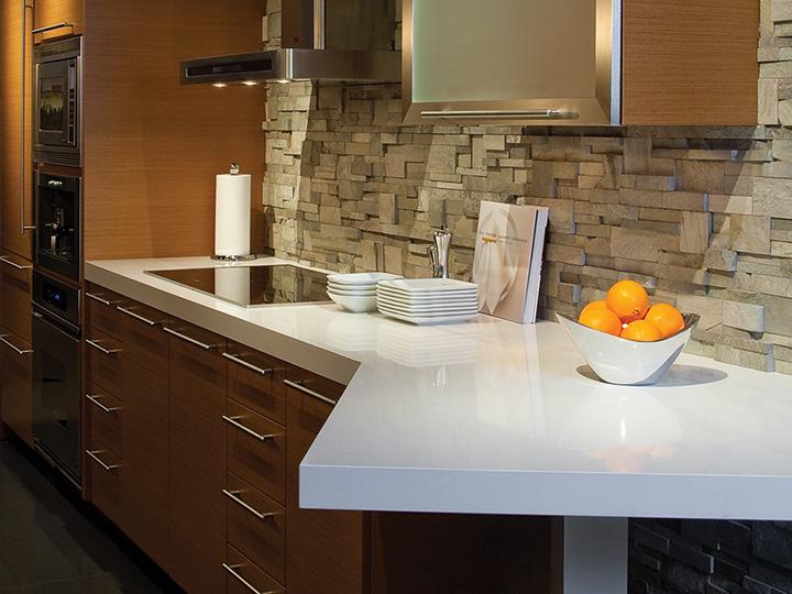 Photo Gallery   Countertop Review   Granite, Quartz, Solid ... on Backsplash:gjexfbx4_Ly= Black Granite Countertops  id=59359