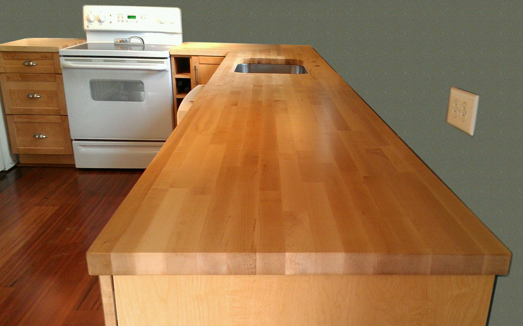 Hard Maple Butcher Block Countertop Countertops Faq