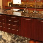 36 Fabulous Black Kitchen Granite Countertops Design Ideas