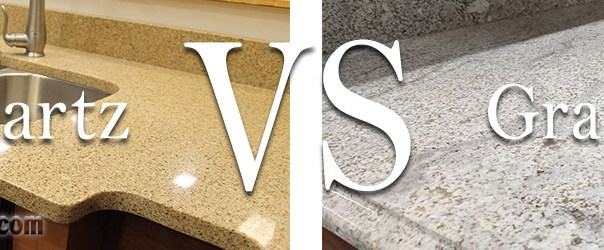 Quartz Countertop VS Granite Countertop