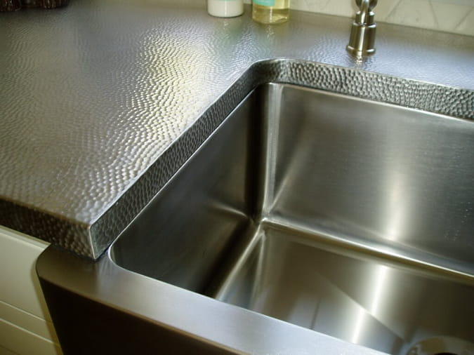 Ultimate Guide To Metal Countertops