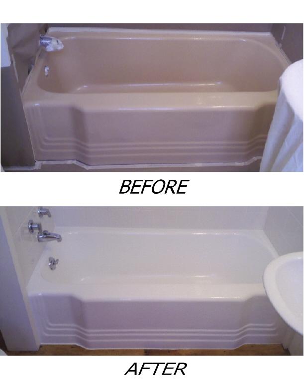 Bathtub Amp Shower Refinishing Countertop And Tub RE NU