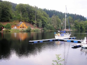 On Caledonian Canal