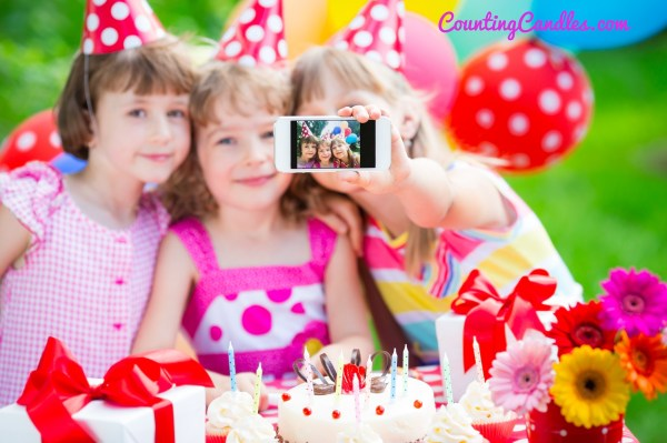 10 Must Take Pictures at a Kid's Birthday Party - Counting ...