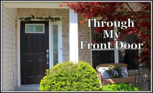1-Through My Frontdoor