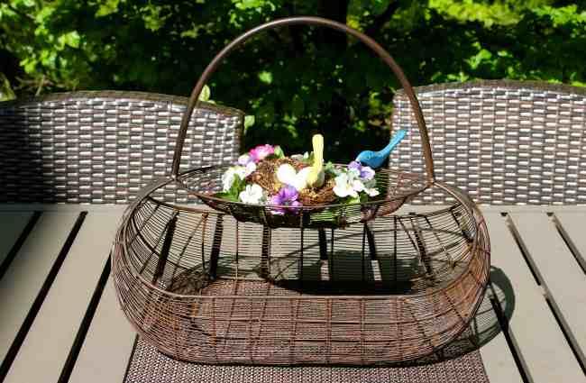 HomeGood Basket