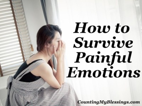 How to Survive Painful Emotions