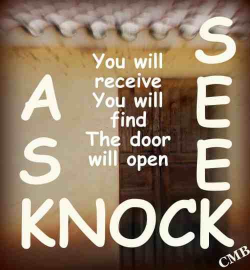 Ask Seek Know