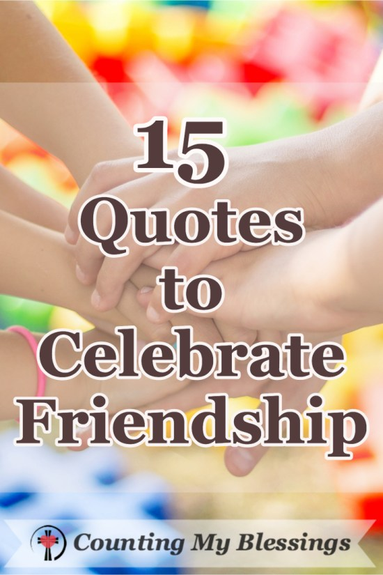 Celebrating 15 Years 15th Vow Renewal Anniversary Or: 15 Quotes To Celebrate Friendship