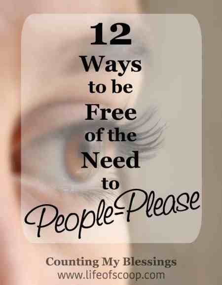 Why People-Pleasers Need Extra Patience and 12 Ways to be Free of the Need to People Please