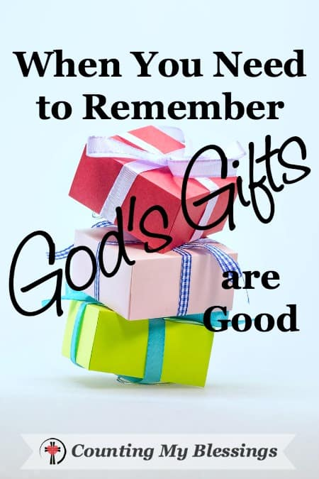 Do you like getting gifts? Most of us think the items on our gift list are perfect for us. But sometimes God chooses better. God's gifts are always good.