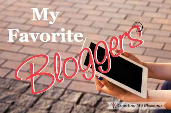 favorite-bloggers