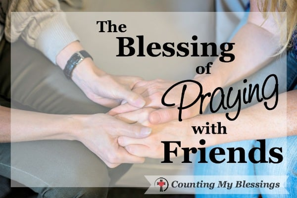 """We'd laughed until our stomachs hurt and cried some """"ugly"""" cries and then we began praying for each other . . . and it was a taste of heaven."""
