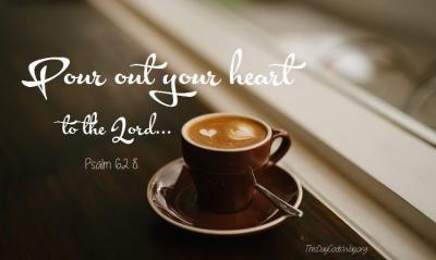 How Do You Pour Your Heart Out to the Lord? by Sandra J