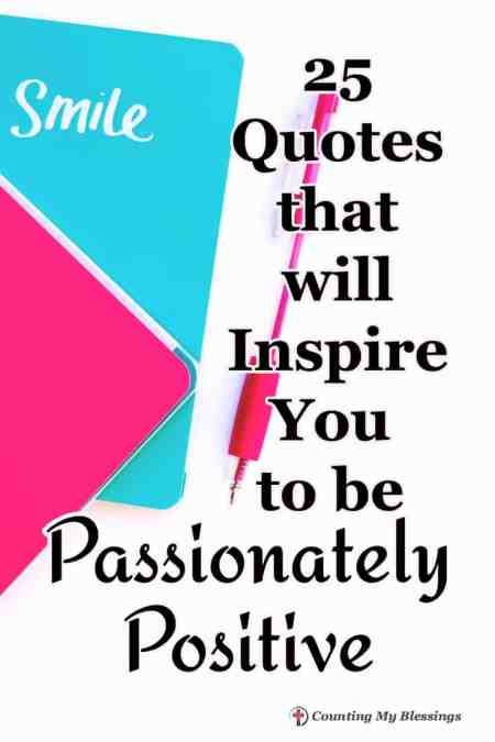 Don't you love joyful, passionately positive people? Are you one or do you need a little help? These quotes will inspire you to live with joy & enthusiasm!