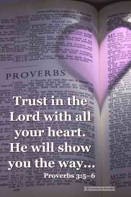 I believe we were made by God for His plans and purposes; so, I'm praying Proverbs 3 and asking God for wisdom.
