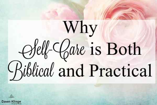 Is it wrong to focus on self-care?  Is it biblical? Taking time to retreat and focus on your own body, mind, and spirit?