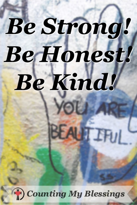 You Need to Know - Is it Flattery or Helpful? by Deb Wolf @ Counting My Blessings