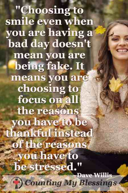 10 Reasons Why Being Grateful is Good for You - Counting My Blessings