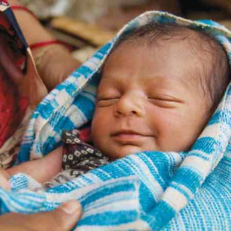 World Vision Mother and New Baby Kit