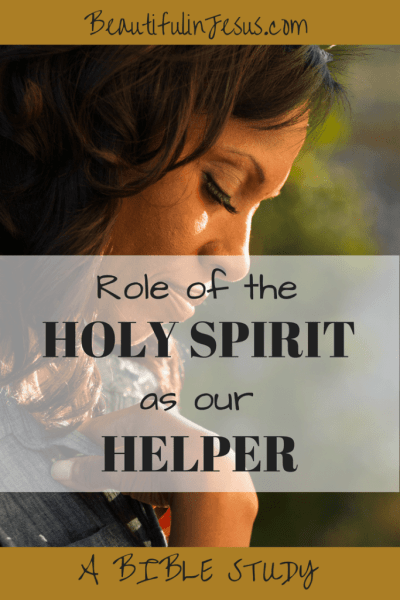 Role of the Holy Spirit as Our Helper by Chizobam Idahosa at Beautiful in Jesus