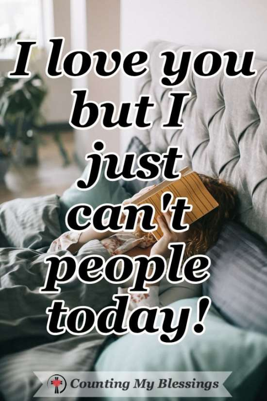Some days it's hard to love your people well ... days when you feel like you just can't people today! These practical tips are here to help! #LoveOthers #FaithBlogger #CountingMyBlessings #SeekGodFirst #MentalHealth
